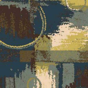 ΧΑΛΙ ZIEGLER 8714 Blue-Brown