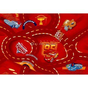 ΜΟΚΕΤΑ Mc Queen Cars Δρόμος