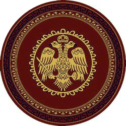 ΧΑΛΙ ΕΚΚΛΗΣΙΑΣ BYZANTIUM 483 CHERRY ROUND