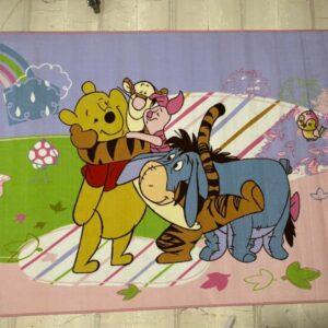 Χαλί ΠΑΙΔΙΚΟ Winnie the Pooh & Friends