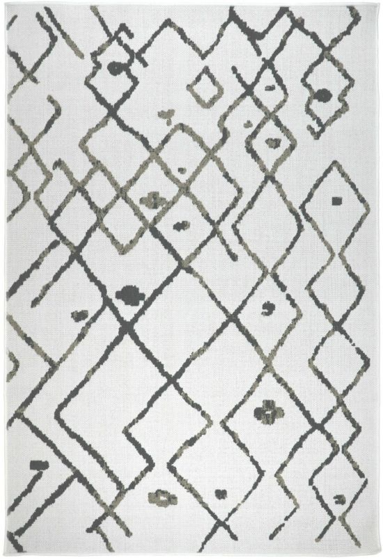 Χαλί ψάθινο METROPOLIS 5560