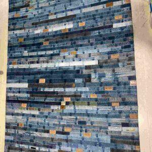 Xαλί Τύπου Τζιν Apollo Blue